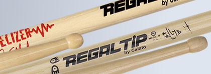 Regal Tip by CALATO 新製品のご案内